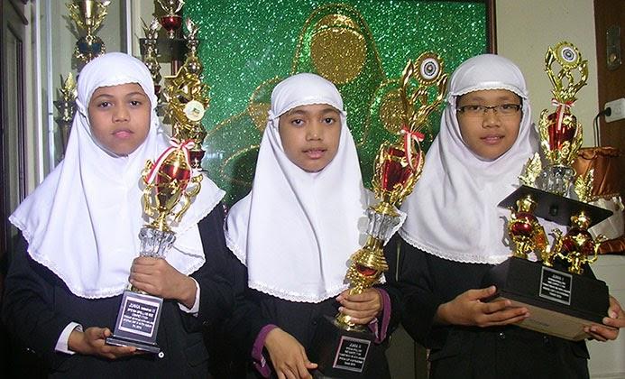 Siswa SD Unggulan AlYa'lu Juara Spelling Bee se-Kota Malang